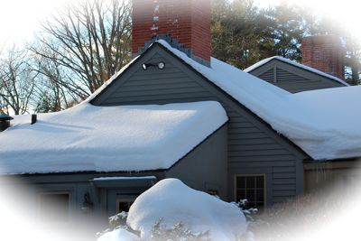Snow loads how to remove snow from your roof for Snow loads on roofs