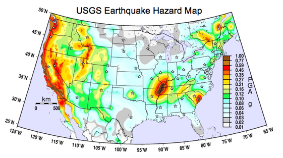 Is NH Earthquake Insurance Worth It Earthquake Insurance In NH - New hampshire on the map of usa